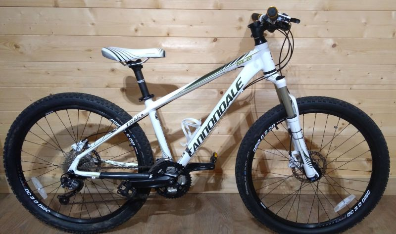 Cannondale SL2 Mountain Bike For Sale Bournemouth