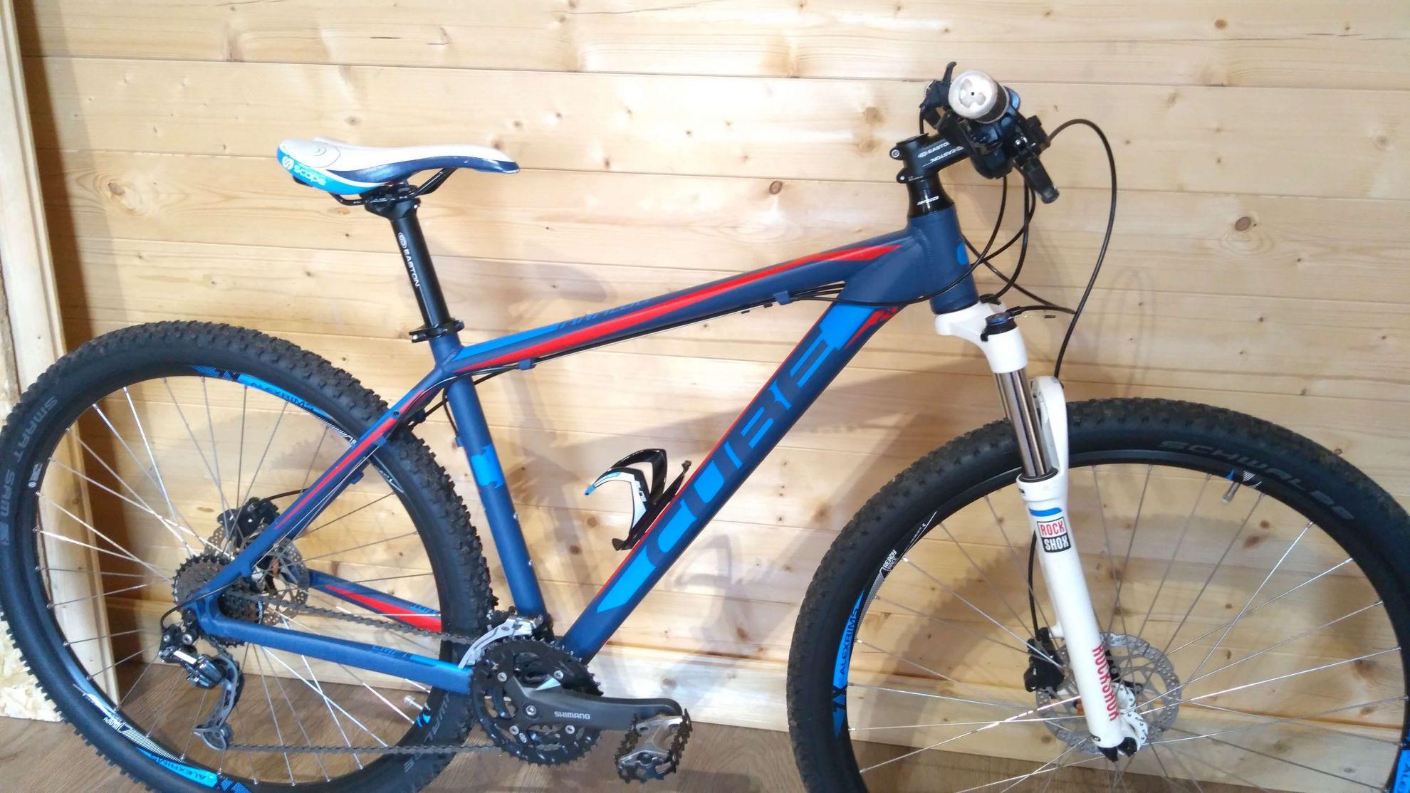 Cube Analog Mountain Bike For Sale Bournemouth