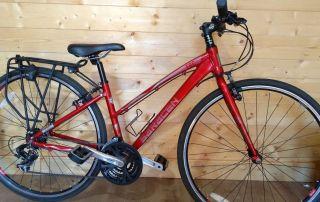 Saracen Used Hybrid Bike Womens