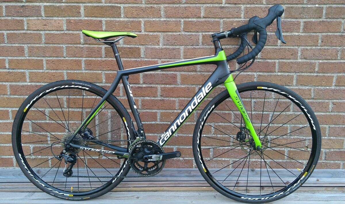 Cannondale Synapse Carbon Road Bike For Sale
