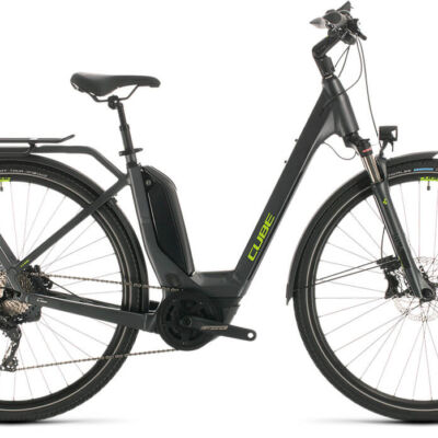 Cube Used Electric Bike EXC Touring 500