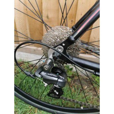 carrera virtuoso road racing bike used claris mech