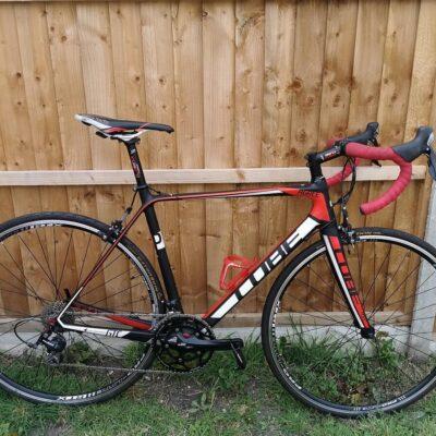 cube agree carbon road bike main pic