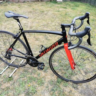 Specialized Allez Road Bike Upgraded With Hope Parts
